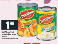 Del Monte Fruit - 398 Ml