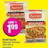 Surati Snacks Selected Varieties 250-341 g