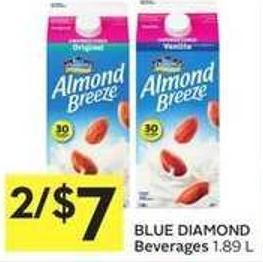 Blue Diamond Beverages