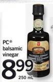 PC Balsamic Vinegar - 250 Ml