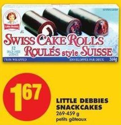 Little Debbies Snackcakes - 269-459 G