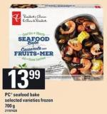 PC Seafood Bake - 700 g