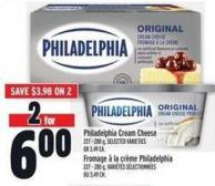 Philadelphia Cream Cheese 227 ‑ 280 g