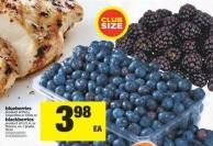 Blueberries Or Blackberries - 18 Oz