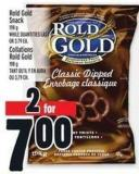 Rold Gold Snack 198 g