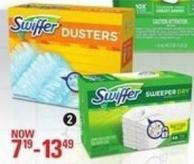 Selected Swiffer Cleaning Supplies