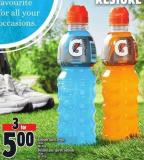 Gatorade Sports Drinks