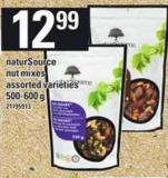 Natursource Nut Mixes - 500-600 g