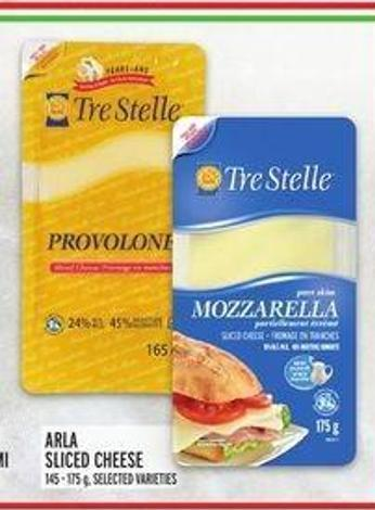 Rla Sliced Cheese