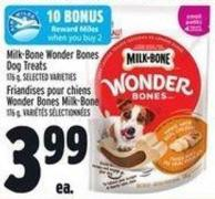 Milk-bone Wonder Bones Dog Treats 176 g