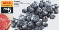 Blueberries - 311-340 g