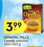 General Mills Cereals - Get 50 Air Miles Bonus Miles