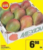 Red Mangoes - 9 Lb