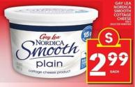 Gay Lea Nordica Smooth Cottage Cheese