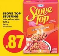 Stove Top Stuffing - 120 g