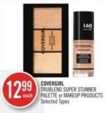 Covergirl Trublend Super Stunner Palette or Makeup Products
