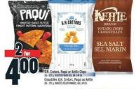 Gh. Cretors - Paqui Or Kettle Chips 155 - 227 g