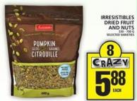 Irresistibles Dried Fruit And Nuts