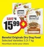 Beneful Originals Dry Dog Food