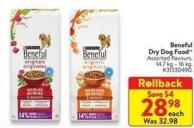 Beneful Dry Dog Food