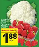 Strawberries Or Cauliflower