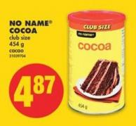 No Name Cocoa - 454 g