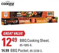 Bbq Cooking Sheet