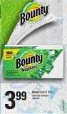 Bounty Napkins - 160 Ct