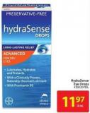 Hydra Sense Eye Drops