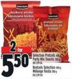 Selection Pretzels 400 g