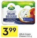 Arla Cream Cheese 200 g