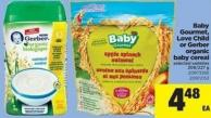 Baby Gourmet - Love Child Or Gerber Organic Baby Cereal - 208/227 g