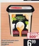 Olivieri Fresh Pasta Sauce - 550/600 mL