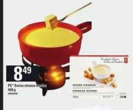 PC Swiss Cheese Fondue - 400 g