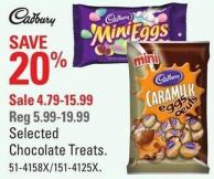 Cadbury Selected Chocolate Treats