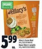 Hilary's Frozen Meal 340 g