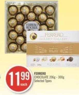 Ferrero  Ferrero Chocolate