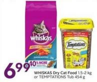 Whiskas Dry Cat Food