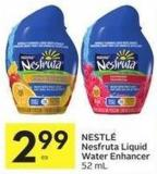 Nestlé Nesfruta Liquid Water Enhancer