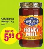 Casablanca Honey 1 Kg