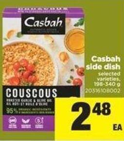 Casbah Side Dish - 198-340 G