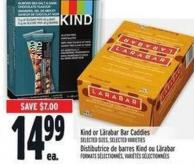 Kind Or Lärabar Bar Caddies