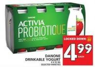 Danone Drinkable Yogurt
