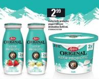 Astro Kefir Probiotic Yogurt 500 G Or Drinkables 6x93 Ml