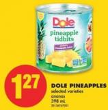 Dole Pineapples - 398 mL