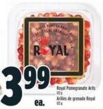 Royal Pomegranate Arils 122 g