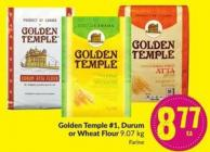 Golden Temple  - Durum or Wheat Flour 9.07 Kg