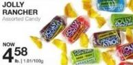 Jolly Rancher Assorted Candy