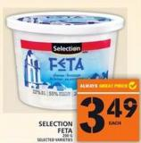 Selection Feta
