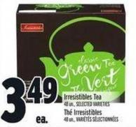 Irresistibles Tea 48 Un. -